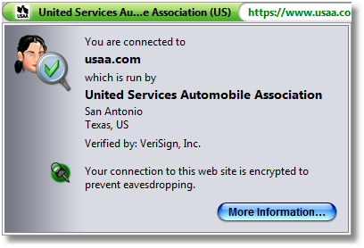 EV SSL Security