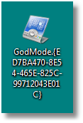 God Mode Icon